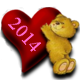 Icon: One of the most loved Seekers during the <b>Valentine Event</b> of <b>2014</b>