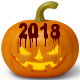 Icon: Did <b>100,000</b> or more damage to the Pumpkin King during the <b>Halloween Event</b> of <b>2018</b>
