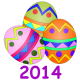 Icon: Found the most eggs during the <b>Easter Egg Hunt Event</b> of <b>2014</b>