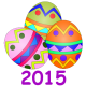 Icon: Found the most eggs during the <b>Easter Egg Hunt Event</b> of <b>2015</b>