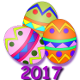 Icon: Found many eggs during the <b>Easter Egg Hunt Event</b> of <b>2017</b>