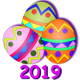 Icon: Found many eggs during the <b>Easter Egg Hunt Event</b> of <b>2019</b>