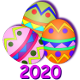 Icon: Found the most eggs in their Town during the <b>Easter Egg Hunt Event</b> of <b>2020</b>