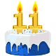 Icon: Congratulations with your <b>Eleventh Birthday</b>