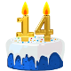 Icon: Congratulations with your <b>Fourteenth Birthday</b>