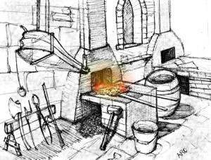 The Great Big Book of Ore-melting Blacksmith_m